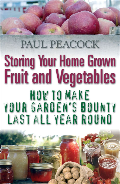 Storing Your Home Grown